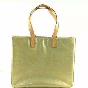 Louis Vuitton Vernis houston greenade tote